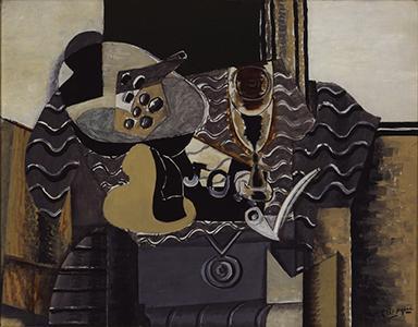 Spotlight Essay Georges Braque Kemper Art Museum