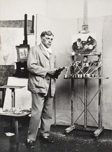 Albert Eugene Gallatin, Georges Braque, 1931.