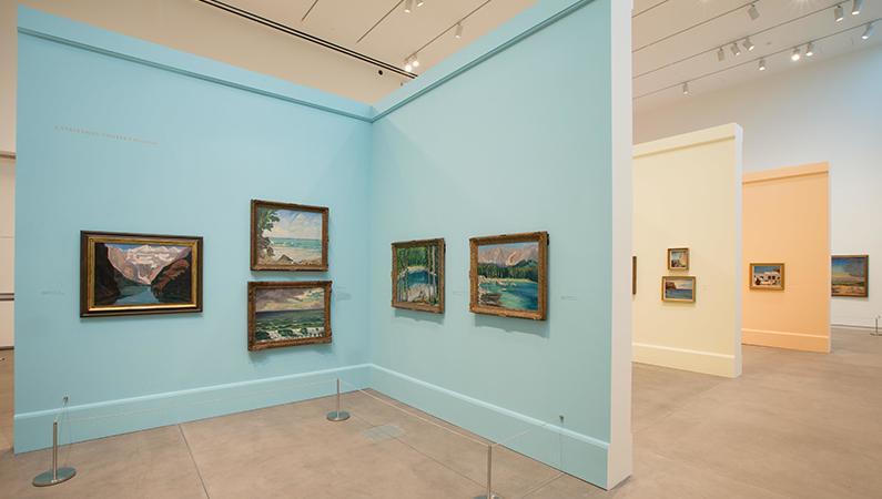 exhibition kemper art museum