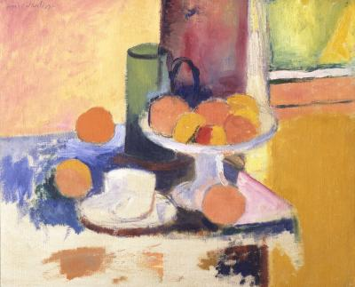 Image result for NATURE MORTE AUX ORANGES II. (1899).