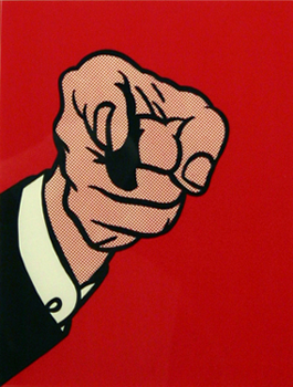Roy Lichtenstein, Untitled, from the portfolio The New York Collection for Stock